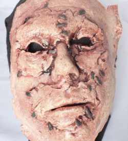 Haunted House Mask