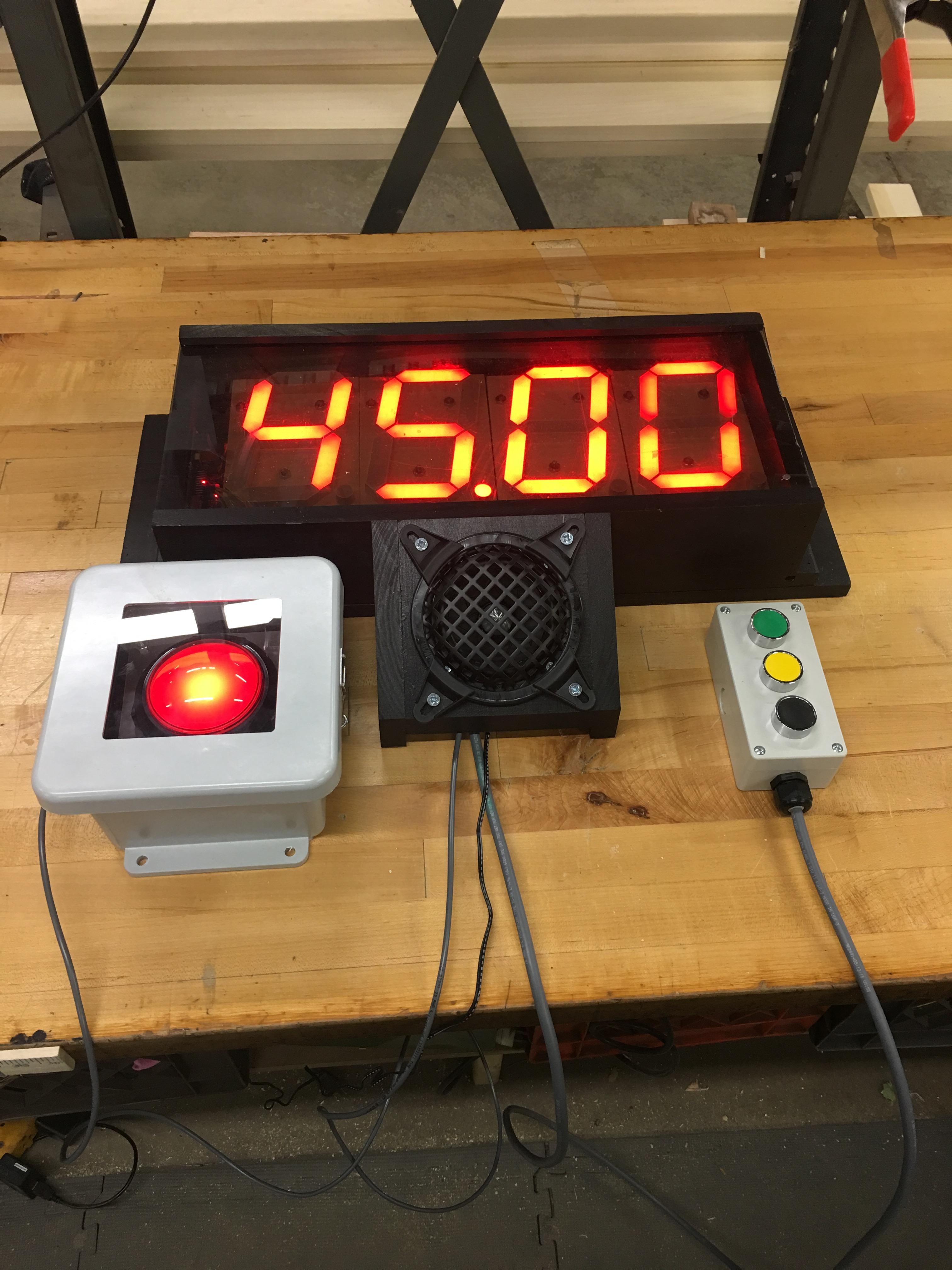ERPZ-103 Super Timeclock