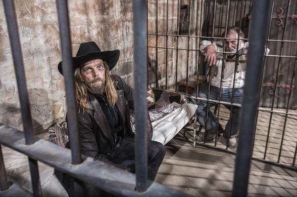 Jail/Prison Escape