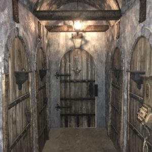 Escape Rooms Fully Built