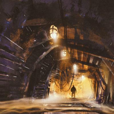 Mine/Cave/Underground