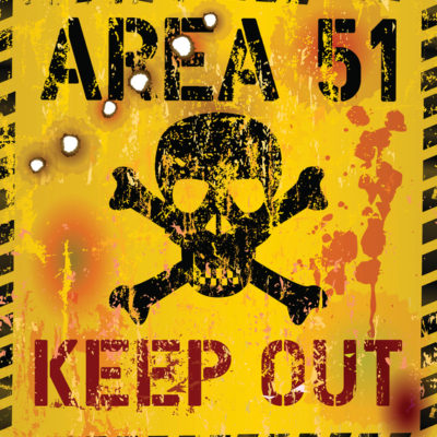 Area 51 / Alien Spaceships