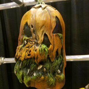 Haunted House Mask