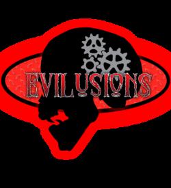 Evilusions Logo Escape Room Prop